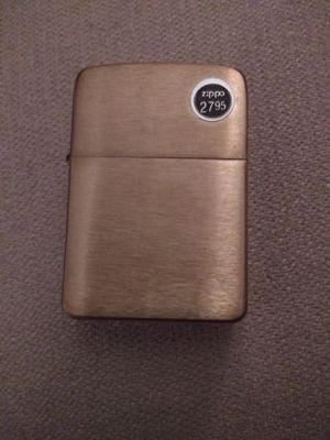 Vintage Zippo. Gold for Sale in Charlotte, NC