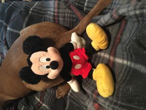 Disney's Mickey and Minnie dolls for Sale in Spring, TX