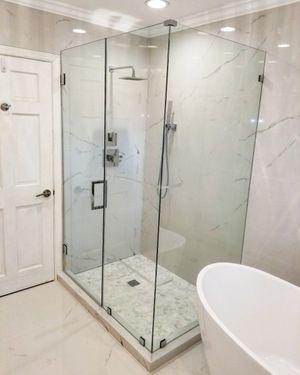 Frameless shower doors for Sale in Miami, FL