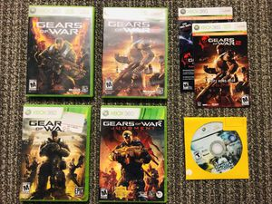 Xbox 360 games $5 each for Sale in San Francisco, CA
