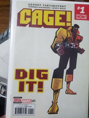 Luke Cage issue #1 for Sale in Knoxville, TN