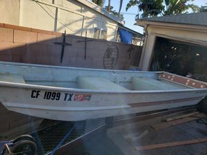 10'Jon Boat for Sale in Covina, CA