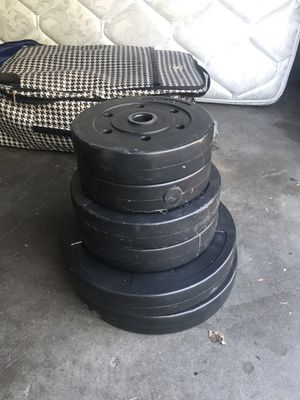 Weight bar, gym equipment for Sale in Seattle, WA