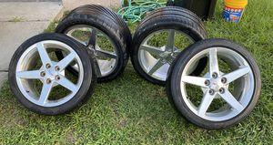 Corvette rims for Sale in Lakeland, FL