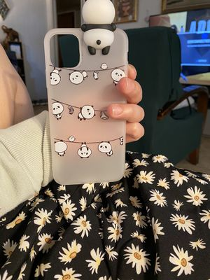 Panda case for iPhone 11 Pro Max for Sale in Reedley, CA