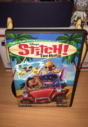 Stitch! The Movie — DVD for Sale in Artesia, CA