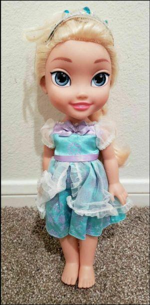 Disney Princess Frozen BABY Elsa for Sale in Henderson, NV