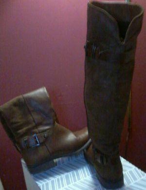 Aldo brand brown boots; Size 8 for Sale in Ballwin, MO