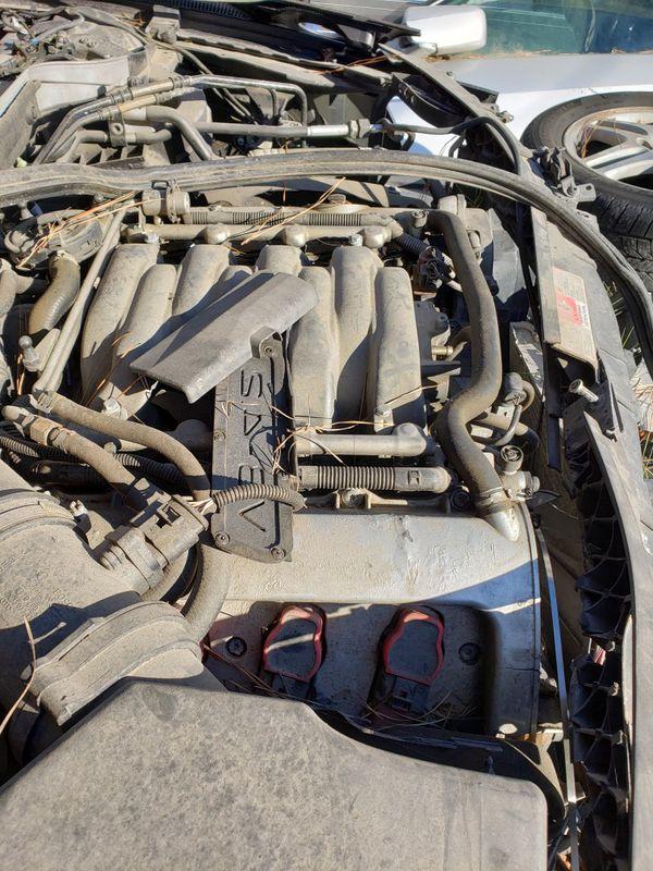 Parts Audi a8