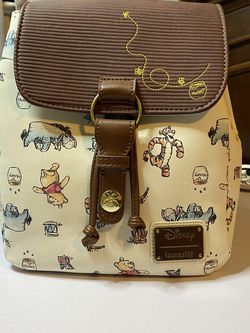 Disney winnie The Pooh Loungefly Mini Backpack for Sale in Fresno,  CA
