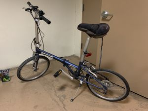 Folding Bicycle - Dahon Mariner for Sale for sale  Brooklyn, NY