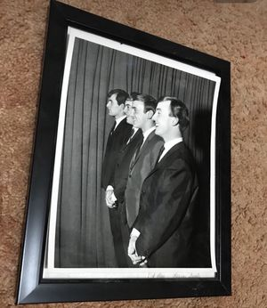 Used, Jerry and the pacemakers photograph for Sale for sale  Nutley, NJ