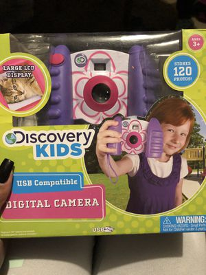 Kids camera for Sale in Kathleen, GA