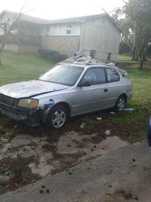 2002 Hyundai accent for Sale in Lithia Springs, GA
