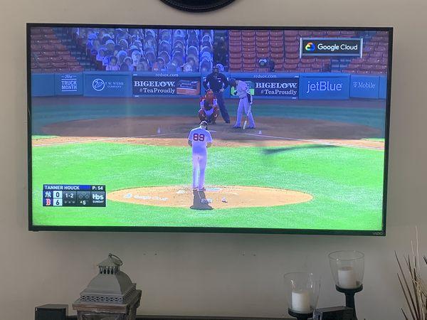 Vizio 4K E series 60 inch TV