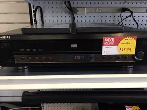 Phillips cd/DVD player for sale for Sale in Austin, TX