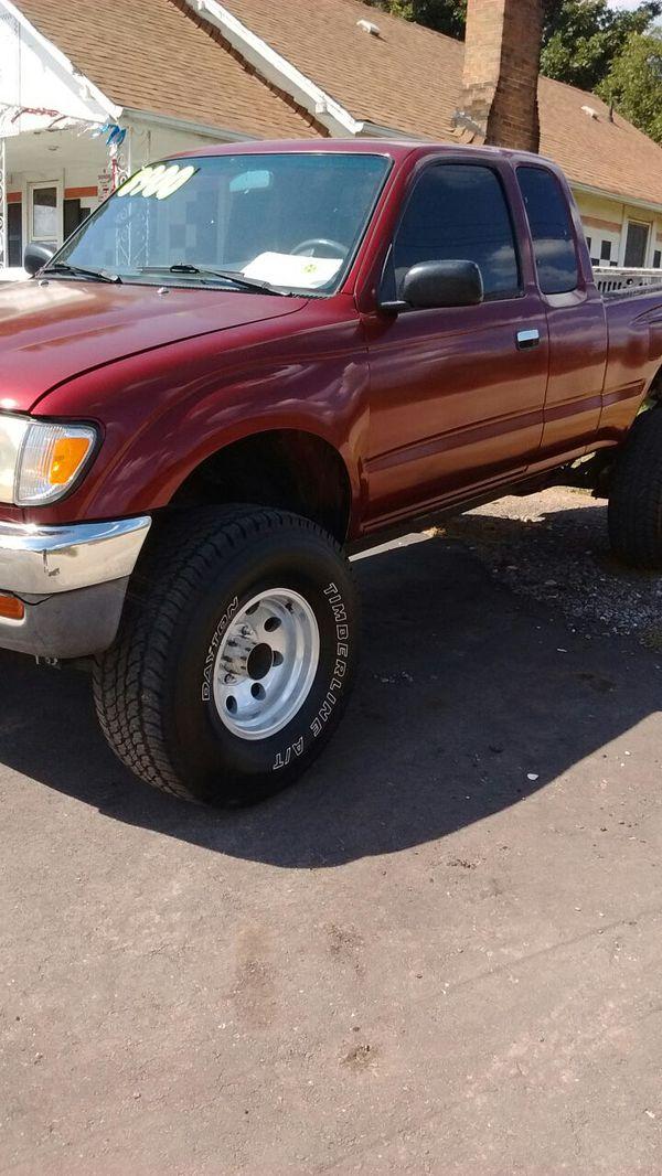 99 Toyota Tacoma