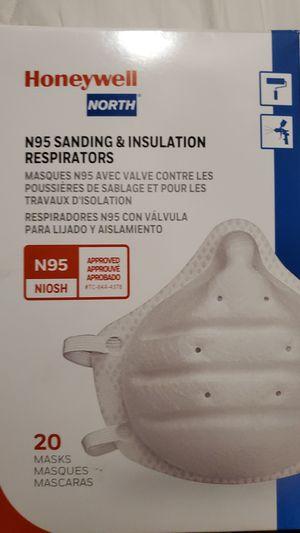 N95 Mascara facial Honeywell Face mask for Sale in Lynwood, CA