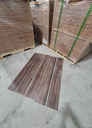 Luxury vinyl flooring!!! Only .65 cents a sq ft!! Liquidation close out! 5ZX Z for Sale in Houston, TX