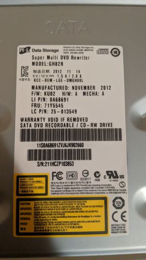 DVD-RW Drive for Sale in Cary, NC