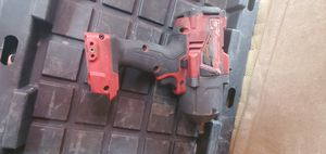 Milwaukee 1/2 inch and 3/4 inch impact for Sale in Fort Worth, TX