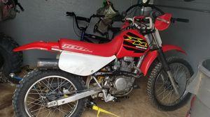 Honda xr100 dirt bike for Sale in Montclair, CA