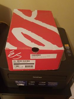 Brand New In Box ES Mens 10 Skateboard Shoes for Sale in Haverhill,  MA