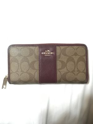 Coach wallet for Sale in University Place, WA