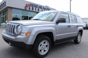 2016 Jeep Patriot $1500 Down Payment for Sale in Nashville, TN