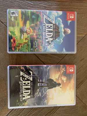 Nintendo Switch games for Sale in Selma, CA