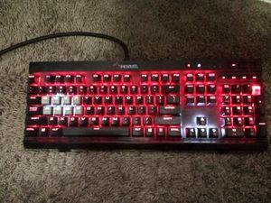 Corsair K70 RGB Rapidfire Gaming Keyboard for Sale in Gardena, CA