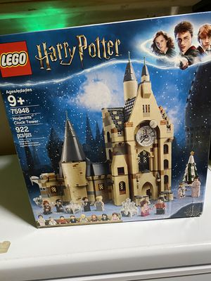 LEGO 75953 Hogwarts clock tower! New in factory sealed box! for Sale in Olympia, WA
