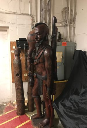 African Warrior from Guinea for Sale in Columbus, OH