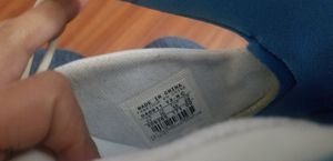 Jordan Carmelo 1.5 size 11 man blue white for Sale in El Monte, CA