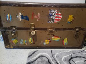 Travel trunk for Sale in New York, NY