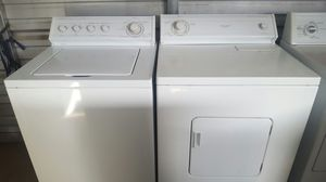 Whirlpool Electric Set for Sale in Denver, CO
