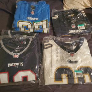 NFL JERSEYS for Sale in Marion, AR