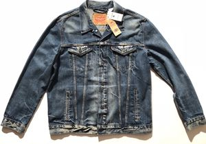 Blue Levi s Denim Jacket Size XL for Sale in Durham, NC