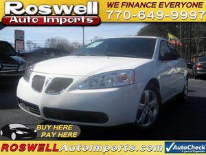 2007 Pontiac G6 for Sale in Austell, GA