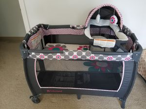 Baby trend pack n play. for Sale in Natick, MA