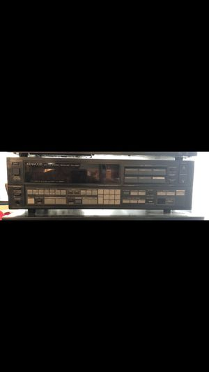 Kenwood received amplifier for Sale in Mahomet, IL