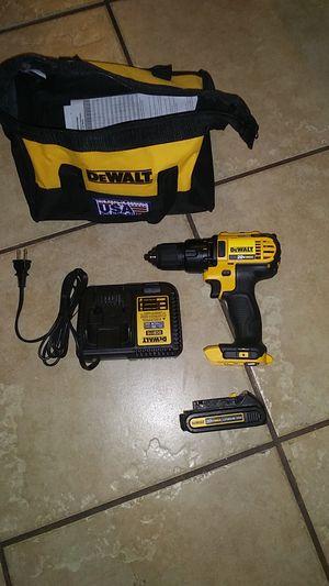 Dewalt drill for Sale in Phoenix, AZ