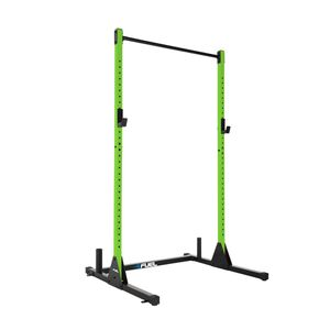 Half Power Rack 7 foot with pull up bar and plate holders Brand new in box for Sale in Irvine, CA