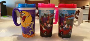 3 Disney world cups for Sale in Florence, KY