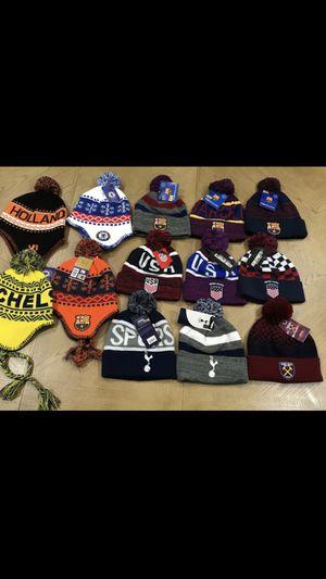 Soccer Beanies, Scarves, Back Packs for Sale in Providence, RI