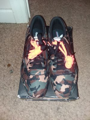 "Reebok Classics ""G.I. Joe"" Edition size 15 for Sale in Bowie, MD"