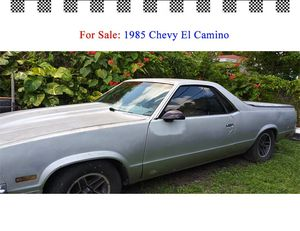 Chevy El Camino for Sale in Miami, FL