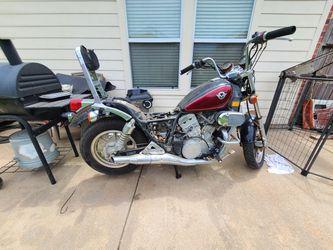 93/94  Kawasaki Vulkan 750 Not Running for Sale in Tomball, TX