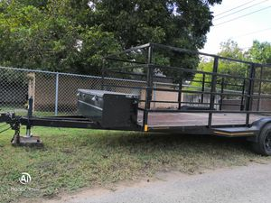 24 ft Universal trailer for Sale in Fort Worth, TX