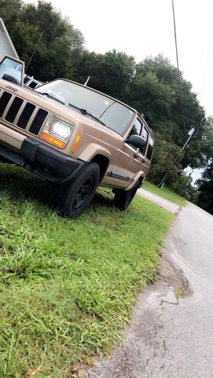 1999 Jeep Cherokee xj s 4.0 for Sale in Inverness, FL
